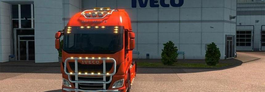 Iveco+Daf 750hp Light Plus MP Ready