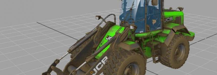 JCB 435s Green v1.0