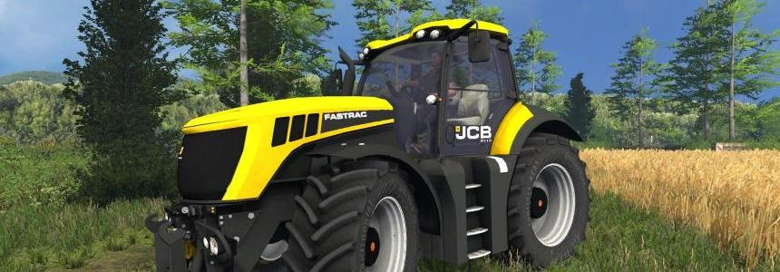 JCB Fastrac 8310 v4.0