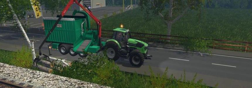 JENZ HEM 583 High Tipper v1.0