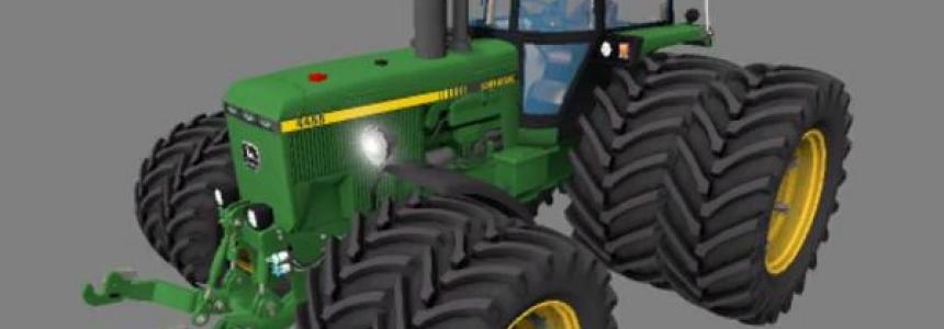 John Deere 4455 4WD v1.0