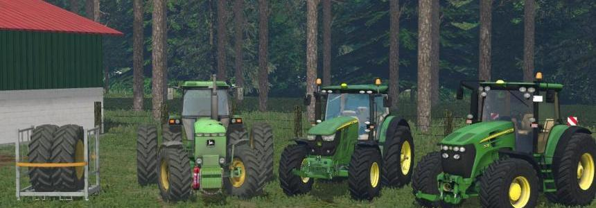 John Deere Pack by Alali v2.1