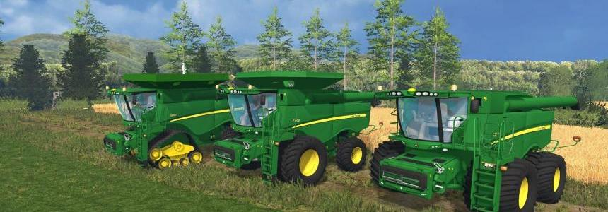 John Deere S690 Pack v1.0 BETA