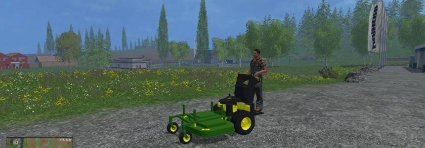 John Deere Walkbehind 1.0