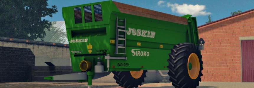 JOSKIN SIROKO 4010 9V TRAILER v2.0