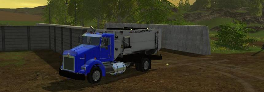 Kenworth Feed Truck v1