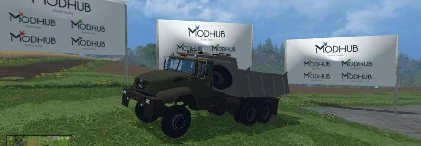 Kraz v18 engine v2.0