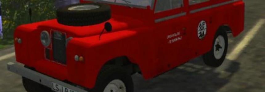 Land Rover KdoW v1.0