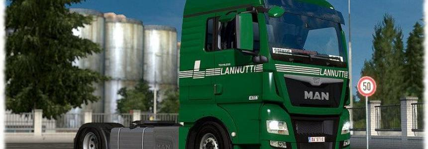 Lannutti skin pack for all MADster MAN 1.22