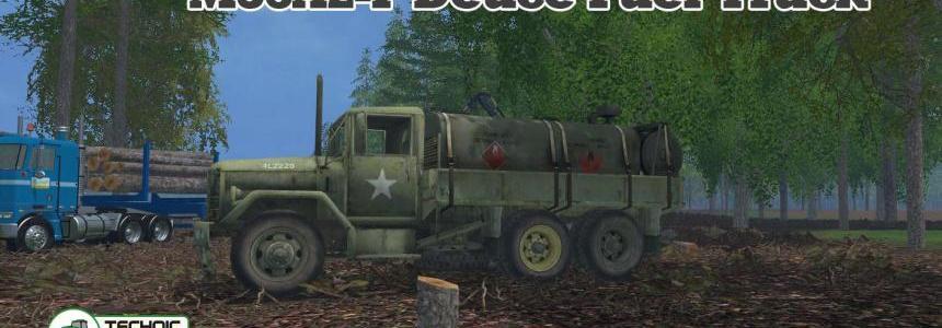 M35A2-F Deuce Fuel Truck v1
