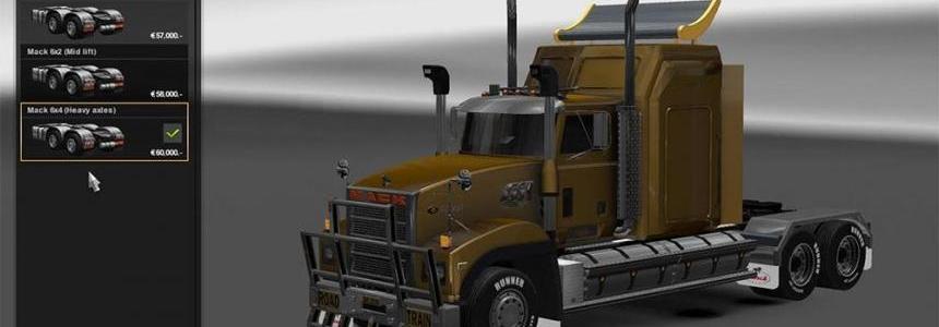 Mack Titan V8 v1.1