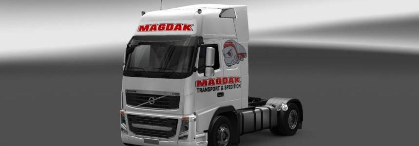 Magdak Volvo FH16 1.22.x