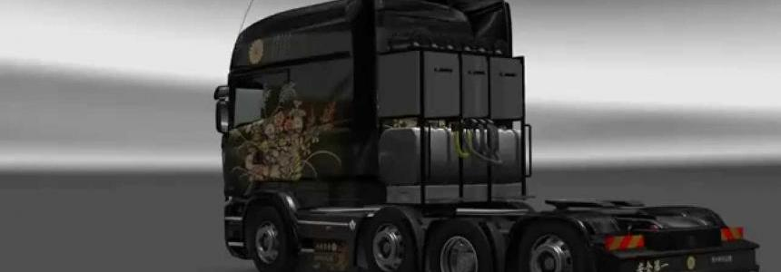 MAKIE for Scania v0.91