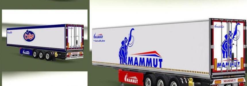 Mammut trailers 1.22.x