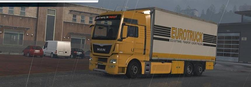 MAN TGX Euro6 Tandem v2.2