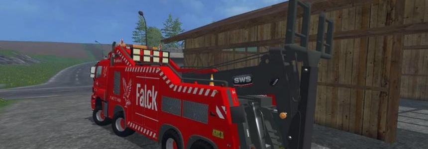 MB Axor Wrecker Falck v1.0