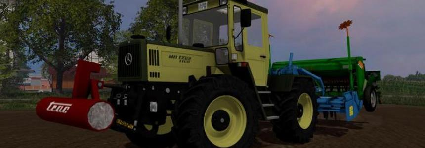 MB Trac weight v1.0