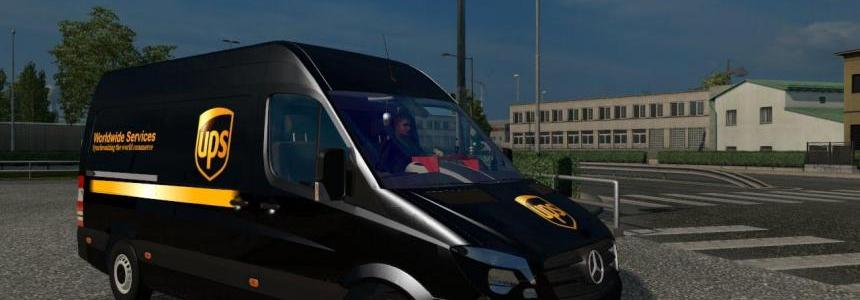 Mercedes-Benz Sprinter CDI311 2014 By Klolo901 V4