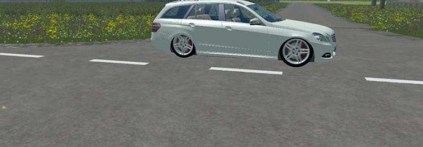 Mercedes E350 v1.0 BETA