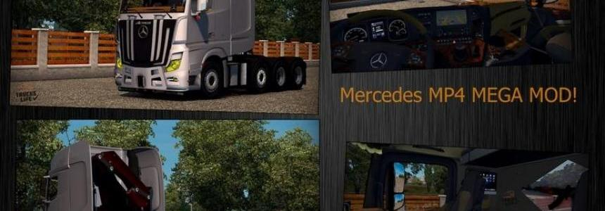 Mercedes MP4 4163 SLT 1.22.x