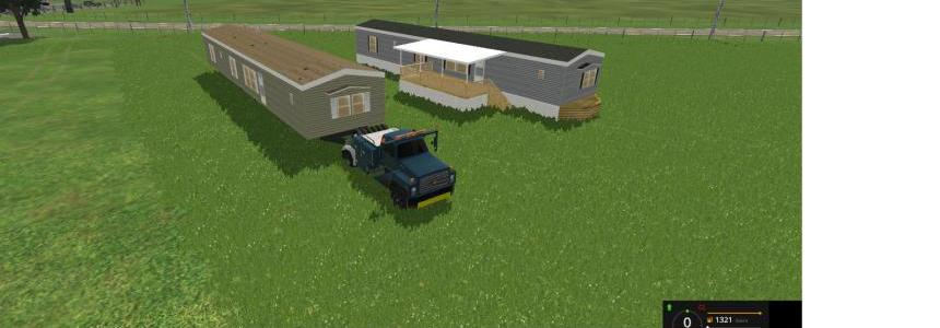 Mobile home and Toter pack v1.0