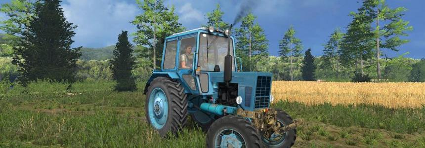 MTZ 82 UK Edit