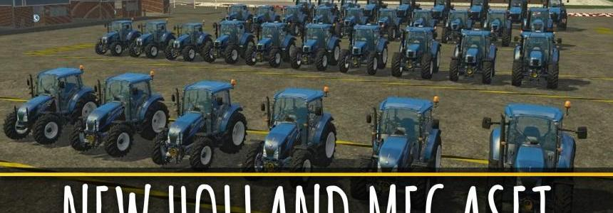 New Holland Bundle v1.11
