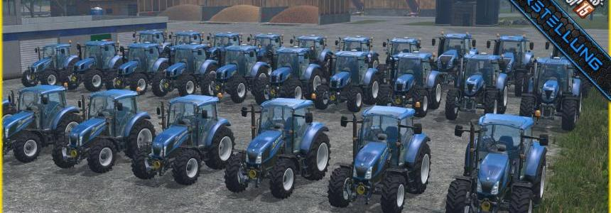 New Holland Bundle v1.1