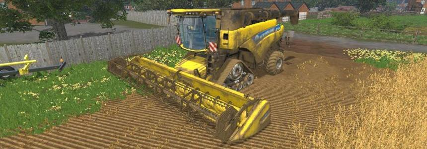 New Holland CR9090 Smartrax