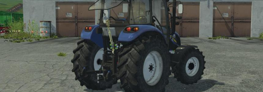 New Holland T4.75 (FS2013) v1.0