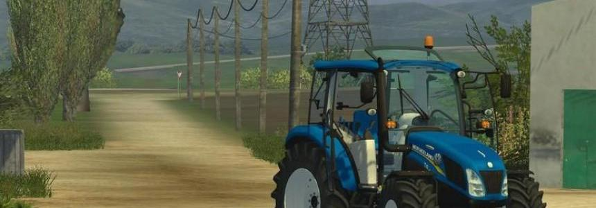 New Holland T4.75 v1