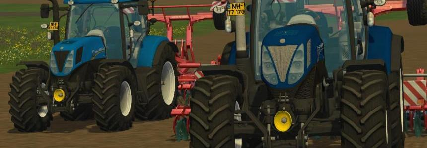 New Holland T7.170 v1.0