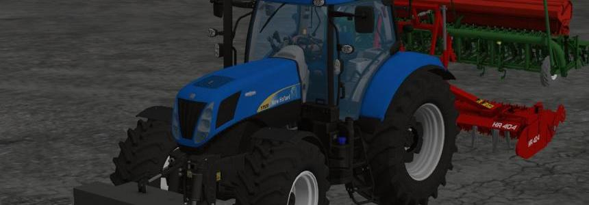 New Holland T7030 1.0 Final
