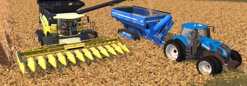 New Holland T8.330 Beta