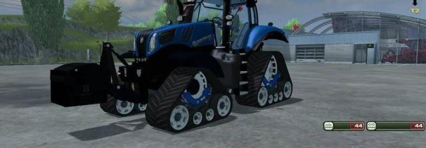 New Holland T8 420 V1