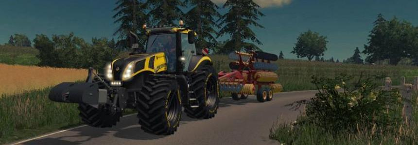 New Holland T8 v1.1
