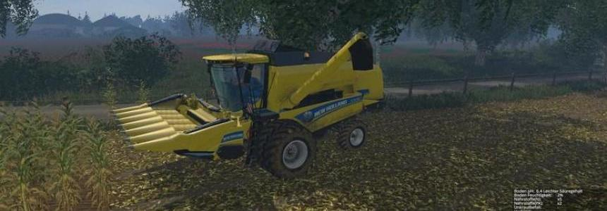 New Holland TC590 with hardpoint v1.0 Beta