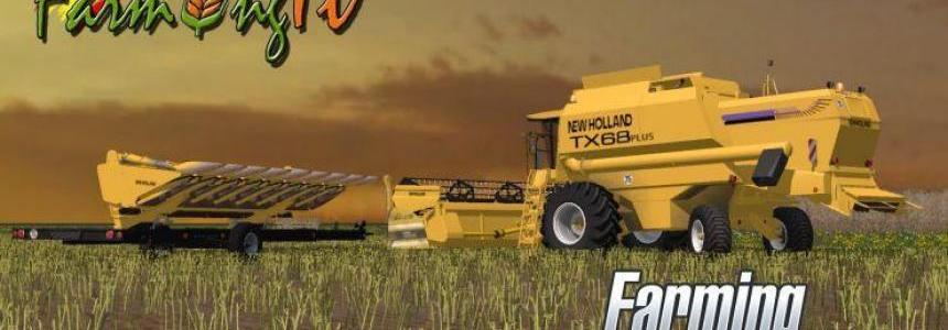 New Holland TX 68 PLUS