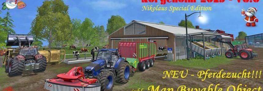 Norge Holm v6 SoilMod GMK Mod MBO