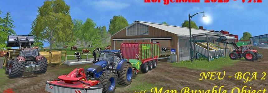 Norge Holm v7.1 SoilMod GMK Mod MBO