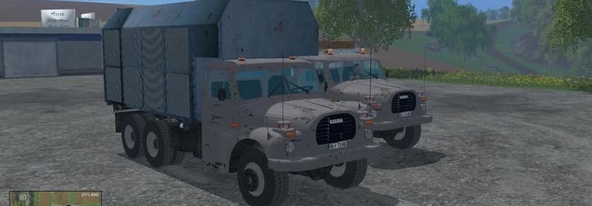 OLD Tatra Pack