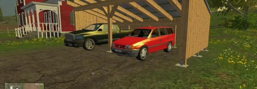 Opel Astra F Caravan 1.7 TD Club v2.0