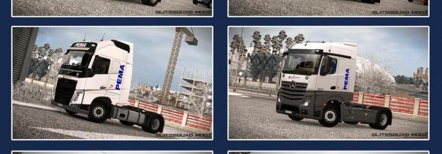 PEMA Truckskinpack 1.22.x