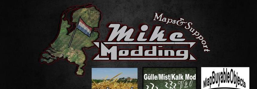Rebuilding Netherlands v1.2 Fix by Mike