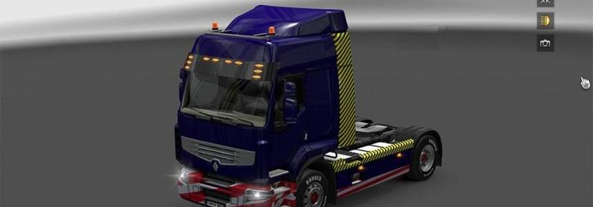Renault Heavy Transport Pack v1.0