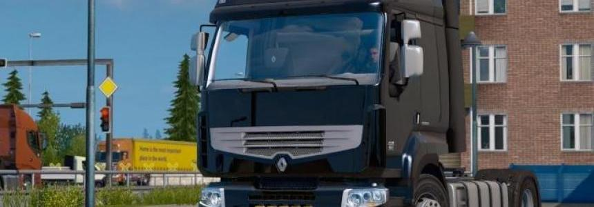 Renault Premium modifications v1.2