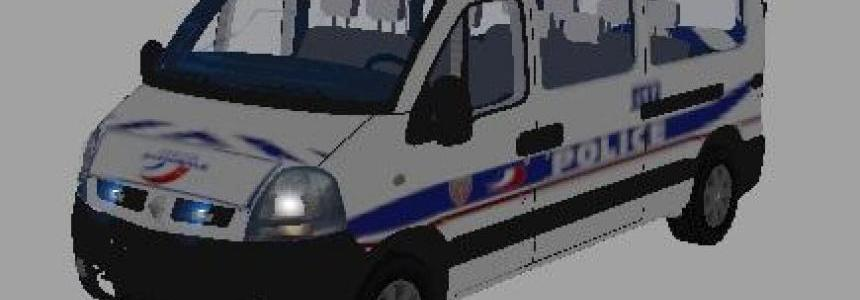 Renault MASTER POLICE NATIONALE