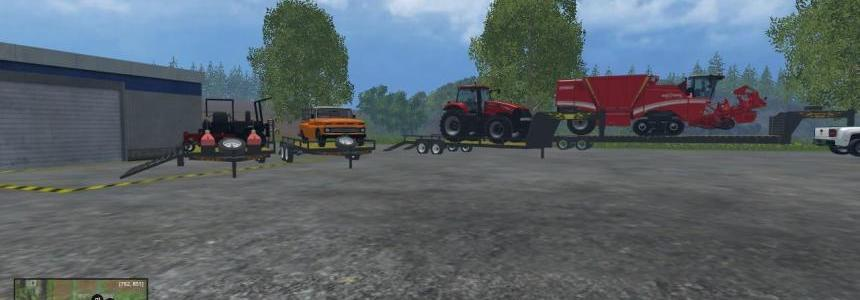 Riverbend Trailers Pack v1.0