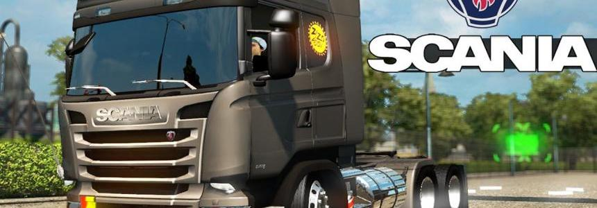 Scania Streamline Edit V1.0 By Washington 1.22.X