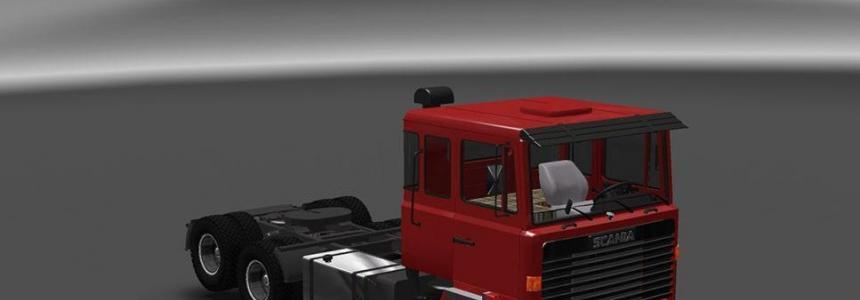 Scania LK 140 V8